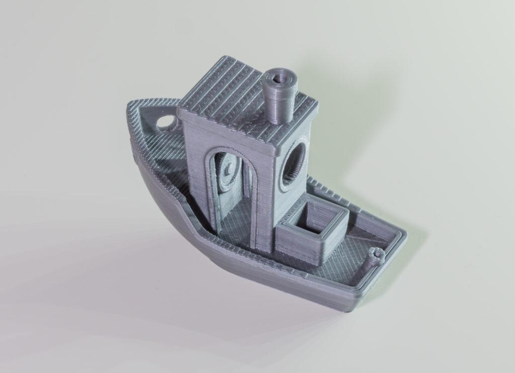 3D benchy